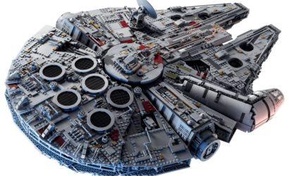 Alle Infos und Bilder zum LEGO Star Wars 75192 UCS Millennium Falcon