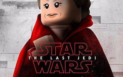 LEGO Star Wars The Last Jedi Poster veröffentlicht