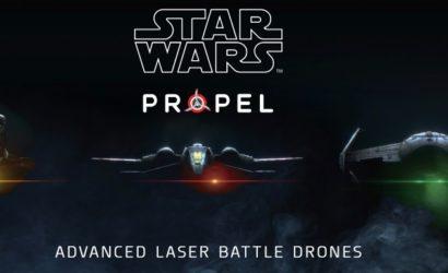 Propel Star Wars Battle Drohnen ab sofort in Deutschland verfügbar!