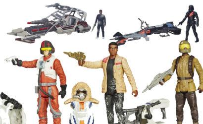 Bis zu 50% Rabatt auf viele Hasbro Star Wars 3.75″ Artikel bei Spielemax!