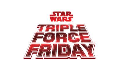 Alle Informationen zum Triple Force Friday 2019