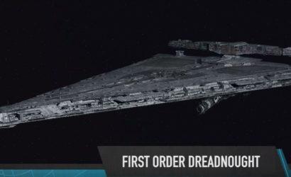 """Zwei neue Vehicles zu """"The Last Jedi"""" vorgestellt"""