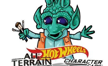 "Neue Hot Wheels Star Wars ""All Terrain Character Cars"" aufgetaucht!"