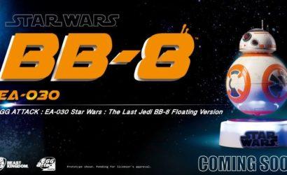 Neuer Beast Kingdom Floating BB-8 vorgestellt
