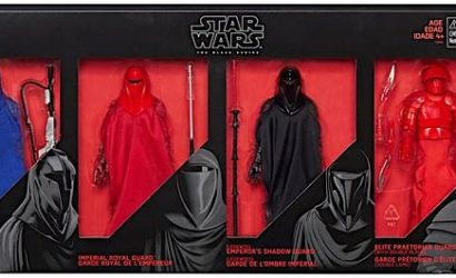 Alle Hasbro Black Series 6 inch Exclusive Figuren zum Force Friday