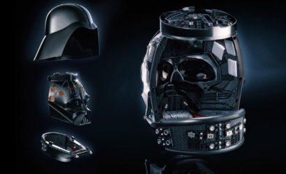 Neuer Hasbro Black Series Darth Vader Helm vorgestellt