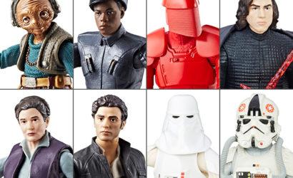Neue Pressebilder zur kommenden Hasbro Black Series Wave 22