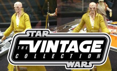 Supreme Leader Snoke erscheint für die Vintage Collection!