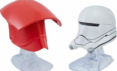 Zwei neue Hasbro Titanium Series Helmets Doppelpacks