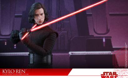 """Alle Details zur neuen Hot Toys Kylo Ren 1/6 Scale Figur zu """"The Last Jedi"""""""