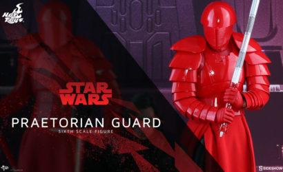 Ankündigung zu zwei neuen Hot Toys Praetorian Guards