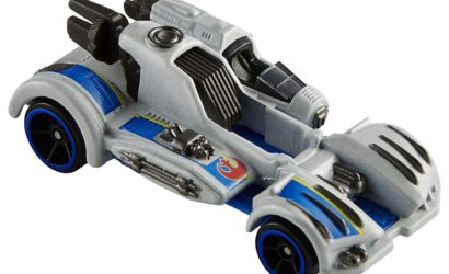 Vier neue Hot Wheels Star Wars Carships aufgetaucht