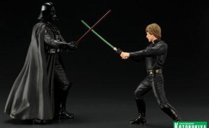 Kotobukiya ArtFX+ Luke Skywalker (Jedi Knight) – offizielle Ankündigung