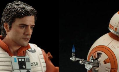 Kotobukiya Poe Dameron & BB-8 endlich offiziell vorgestellt