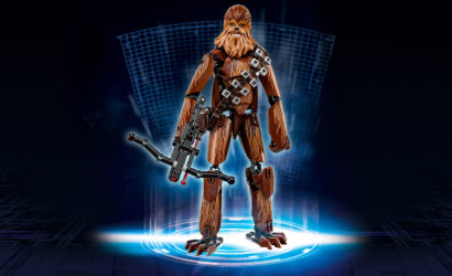 Alle Infos und Bilder zur LEGO Star Wars 75530 Chewbacca Buildable Figure