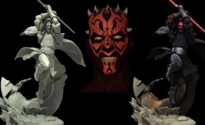 Neue XM Studios Darth Maul 1/4 Scale Statue vorgestellt