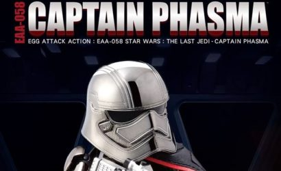 Beast Kingdom Captain Phasma (The Last Jedi) EAA Figur vorgestellt