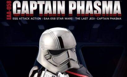 Beast Kingdom Captain Phasma (The Last Jedi) EAA Figur vorgestellt