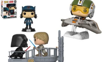 Funko POP! Star Wars Bobble Heads – neue Bilder und Informationen