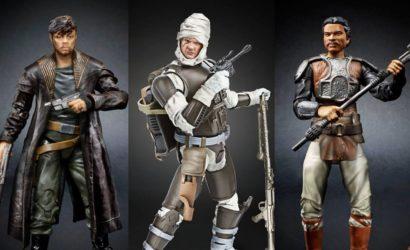 Offizielle Pressebilder zu neuen Hasbro Black Series 6″ Figuren präsentiert