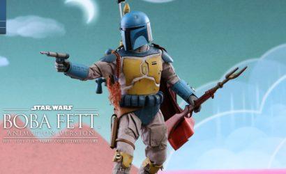 Pre-Order zur Hot Toys Animated Boba Fett 1/6 Scale Figur gestartet