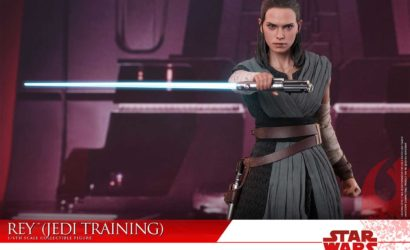 Alle Infos zur neuen Hot Toys Rey (Jedi Training) 1/6 Scale Figur