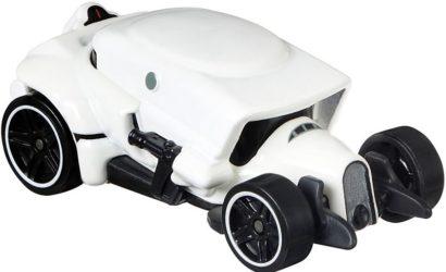 Hot Wheels Scout Trooper Character Car nun ganz offiziell