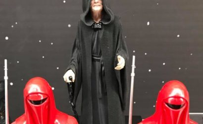 Kotobukiya Emperor Palpatine & Royal Guards 3-Pack angekündigt