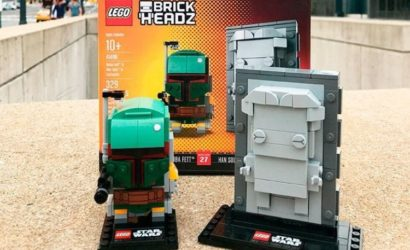 Das sind die ersten LEGO Star Wars Brickheadz!