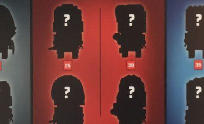 Vier LEGO Star Wars Brickheadz für Anfang 2018 angekündigt!