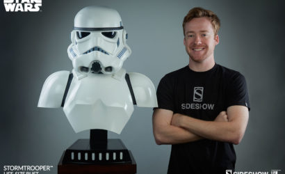 Sideshow Stormtrooper Life-Size Bust – Pre-Order gestartet!