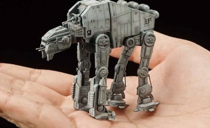 Neues Bandai AT-M6 Vehicle Model vorgestellt