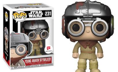 Neuer Funko POP! Young Anakin Skywalker als Walgreens Exclusive