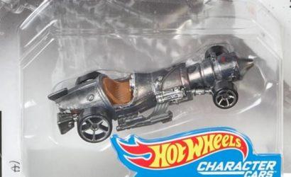 Zwei neue Hot Wheels Star Wars Character Cars aufgetaucht!