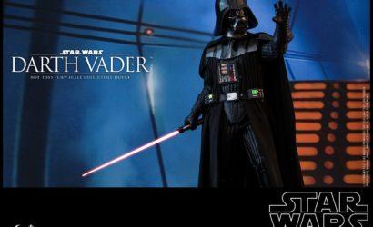 """Neuer Hot Toys Darth Vader zu """"The Empire Strikes Back"""" vorgestellt"""