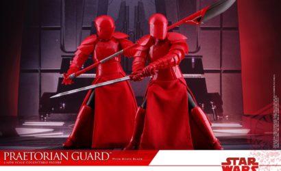Alle Details zu den neuen Hot Toys Praetorian Guards bekannt