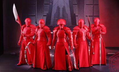 Zwei neue Hot Toys Praetorian Guards präsentiert
