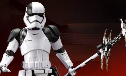 Neuer Kotobukiya First Order Stormtrooper Executioner präsentiert