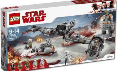 Alle LEGO Star Wars 2018 Neuheiten auf einen Blick!