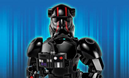 Alle Infos und Bilder zum LEGO Star Wars 75526 Elite TIE Fighter Pilot