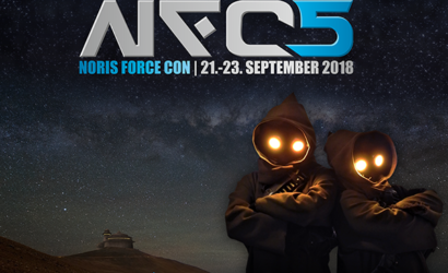Noris Force Con 5: Early Bird Tickets ab sofort verfügbar!