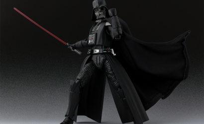 """Neuer S.H.Figuarts Darth Vader zu """"A New Hope"""" vorgestellt!"""