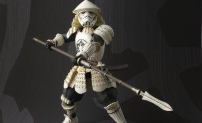 Neuer Yari Ashigaru Stormtrooper von Tamashii Nations