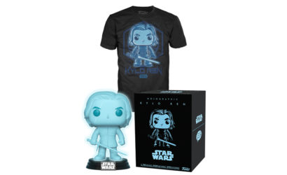 Funko POP! Holographic Kylo Ren als Target Exclusive