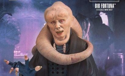 Gentle Giant Bib Fortuna Mini Bust frei verfügbar!