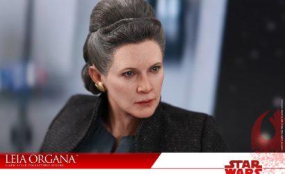 Hot Toys Leia Organa (The Last Jedi) – Pre-Order gestartet!