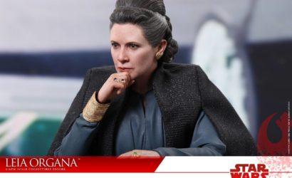 "Hot Toys Leia Organa zu ""The Last Jedi"" vorgestellt"