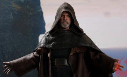 "Hot Toys Luke Skywalker 1/6 Scale Figur zu ""The Last Jedi"" nun offiziell!"