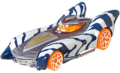 Erste Bilder des neuen Hot Wheels Ahsoka Tano Character Cars