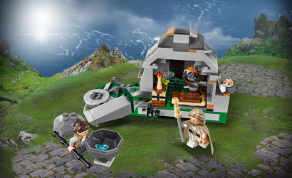 Im Detail: Neue Bilder zum LEGO Star Wars 75200 Ahch-To Island Training